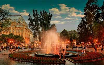 Odesa tours