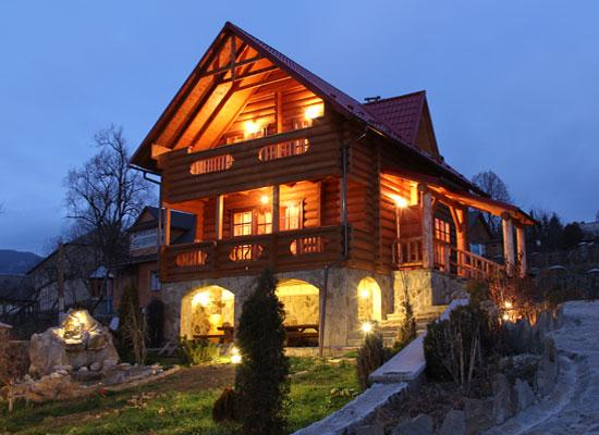 Resort Oksamyt Verchovyna