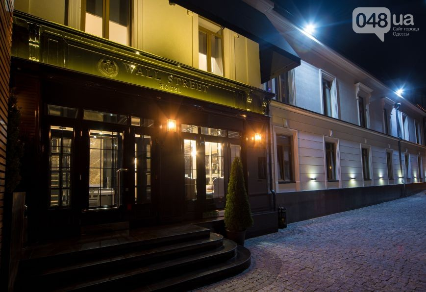 Odessa - Wall Street Hotel