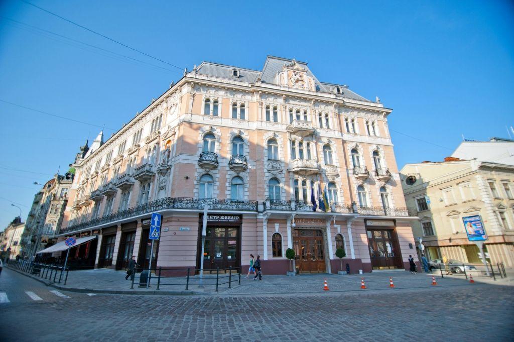 Lviv Hotel George