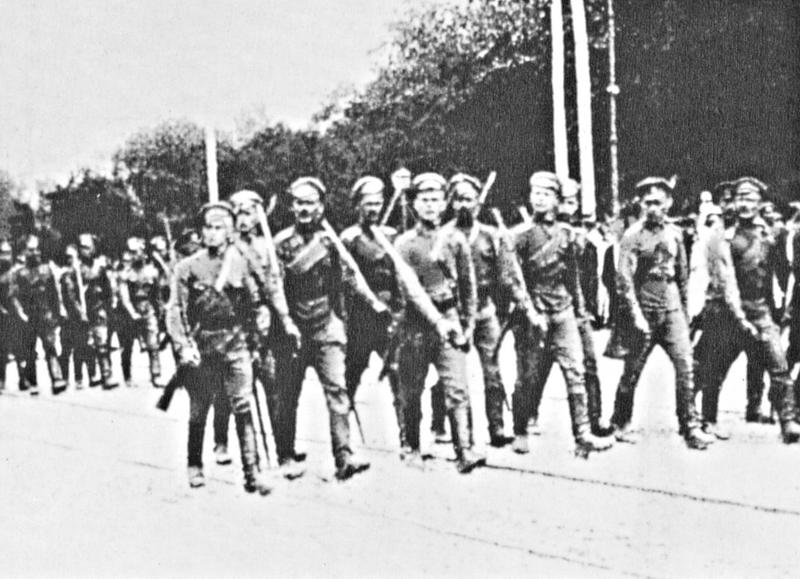 армія Денікіна у Києві