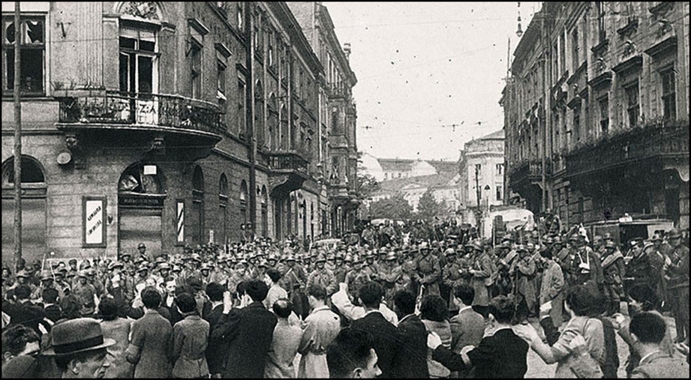 Окупація Червоною Армією Львова
