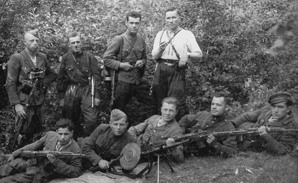 УПА вояки