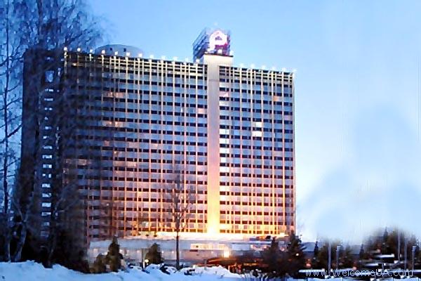 KYIV  - PREMIER HOTEL RUS